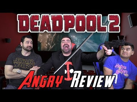 Deadpool 2 Angry Movie Review