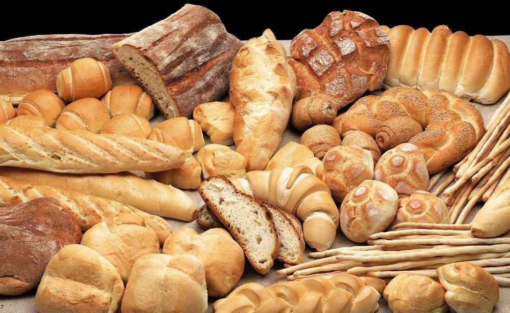 Хлеб в кошерной пекарне.