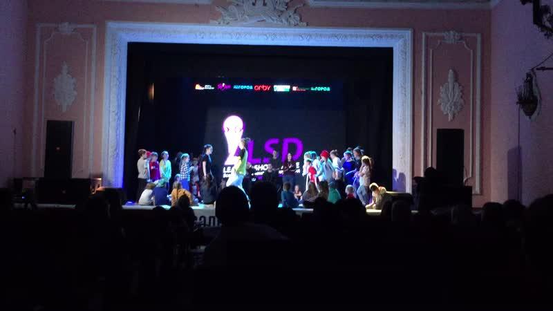 Leaders Show Dance 10.11.18