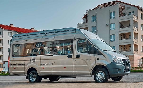 ГАЗ начал производство сверхдлинных версий ГАЗель NEXT.