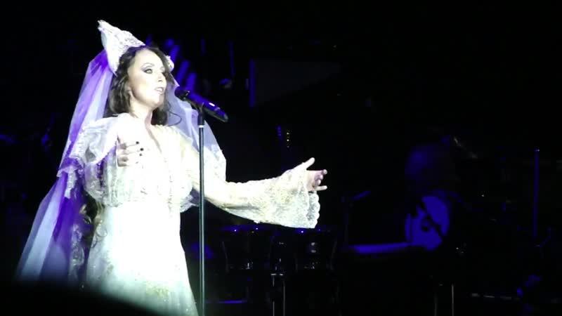 Sarah Brightman in Concert at Luna Park, Argentina [Compilation]
