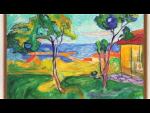 Leo Portnoff: Concert No1, 1. Satz Viol/Piano: G. Dingler