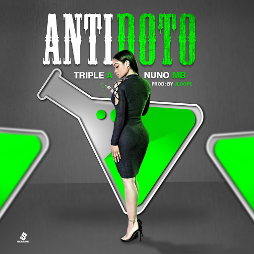 Triple A альбом Antidoto (feat. Nuno MB)