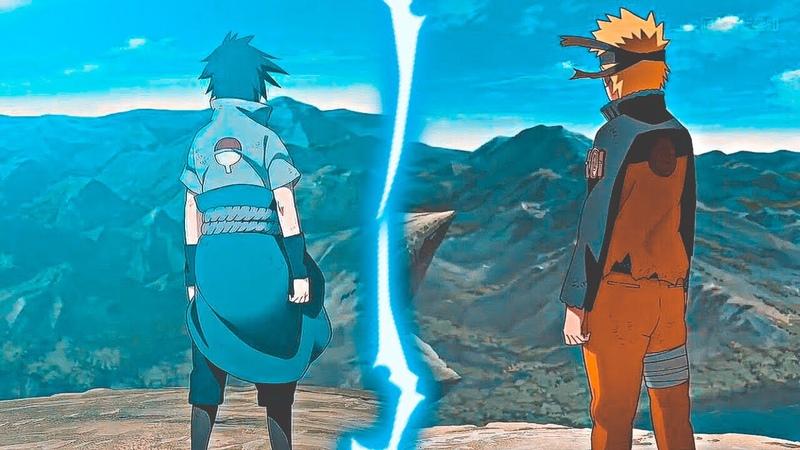 Naruto Vs. Sasuke「AMV」 - Trap Loneliness