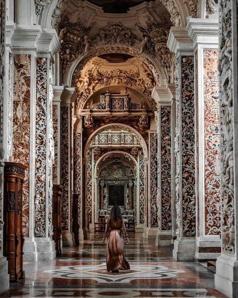 Церковь Гезу, Палермо, Италия