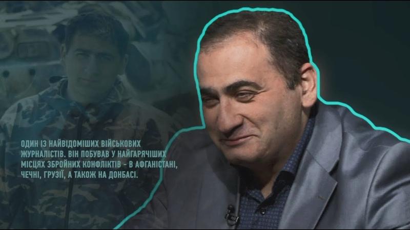 Леонід Канфер, документаліст, журналіст, у програмі Перші другі з Наташею Влащенко