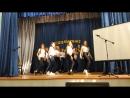 девочки танец посв студ