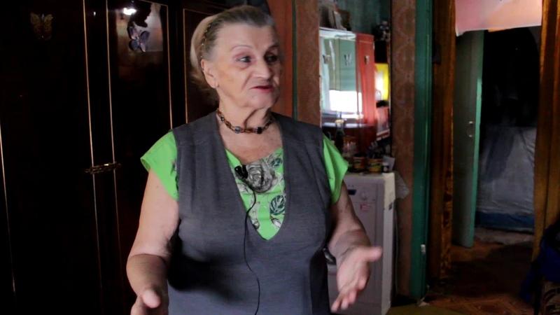Без крыши. Как живут оренбуржцы в доме с неотремонтированной кровлей, видео Орен1