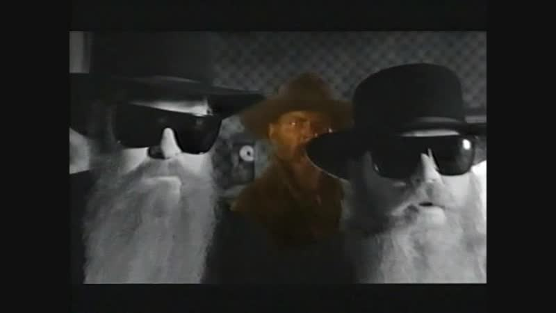 ZZ Top_Doubleback (OST From Back To The Future Part III) (1990)