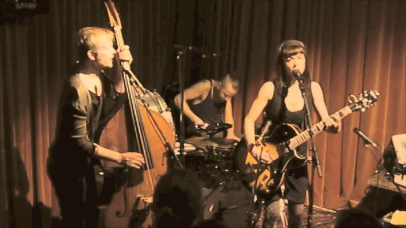 Wendy McNeill - Grey eyes - Live in Zürich