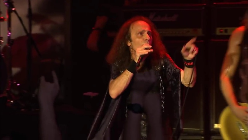 Ronnie James Dio Don't Talk To Strangers