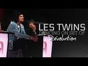 LES TWINS DANCING ON SET OF REVOLUTION TV SHOW