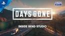 Days Gone   Inside Bend Studio   PS4