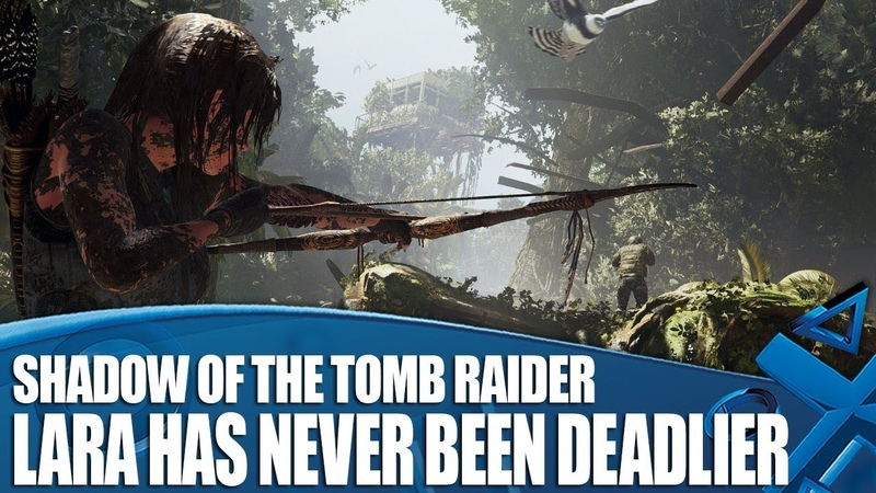 We Played Shadow Of The Tomb Raider For 3 Hours And Lara Has Never Been Deadlier