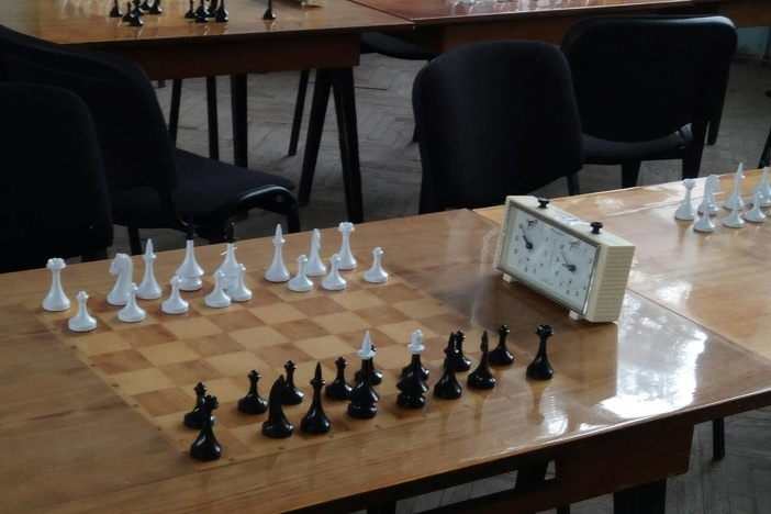 В Мариуполе в здании шахматного клуба появился IT-хаб