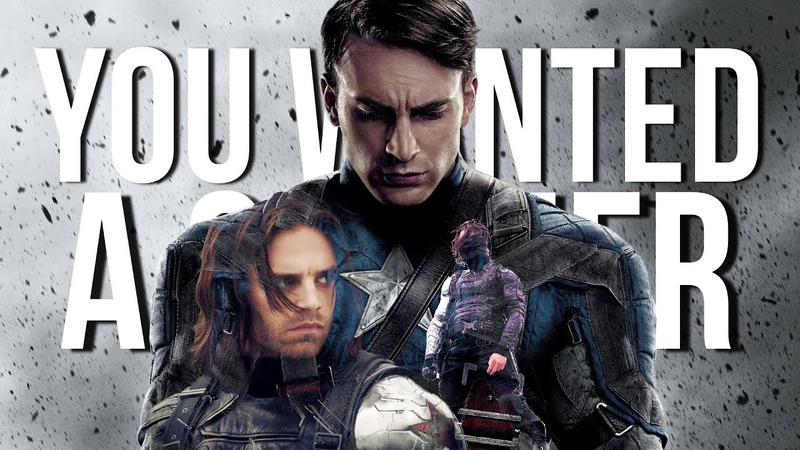 ► Steve/Bucky | You Wanted A Soldier
