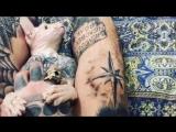 Татуированный котик. Это законно?