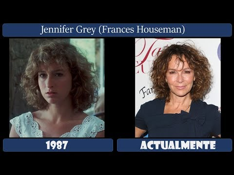 Dirty Dancing / Actores Antes Y Después 2018