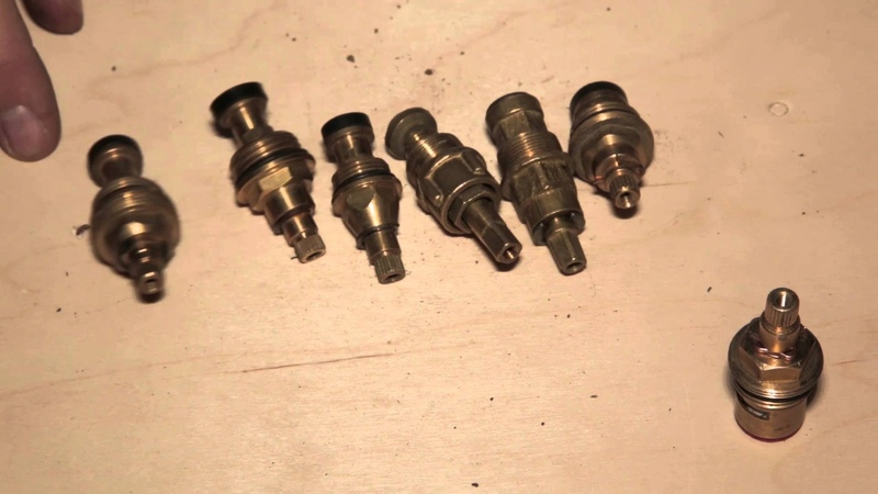 Какая кран-букса лучше керамическая или с резиновой прокладкой / Ceramic sink with a rubber g... rfrfz rhfy-,ercf kexit rthfvbxt