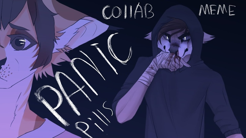 Panic Pills   CollabMEME   FLASH And Blood WARNING 