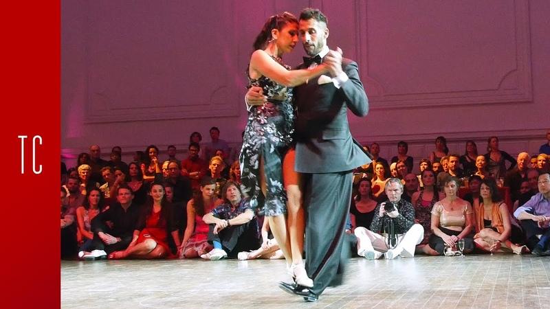 Tango Virginia Gomez y Christian Marquez Los Totis, 2842017, Brussels Tango Festival 14