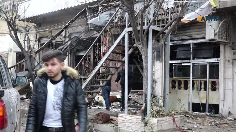 В Сирии уничтожены американские военные