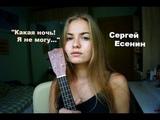 Сергей Есенин-Какая ночь! Я не могу... Стихи от Джули Красивые стихи о любви