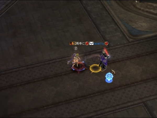 Lineage2 classic JP wind rider olympiad