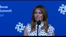 Melania Trump Speech at Drug Summit in Atlanta GA