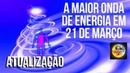 CHUVA EM SÃO PAULO E ONDA DE ENERGIA EM 21 DE MARÇO 2019 SERÁ MARCANTE