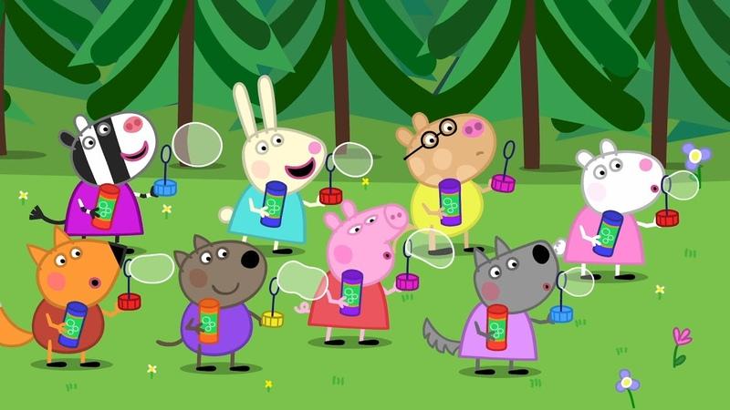 Wendy Wolf's Birthday - Cartoons for Children