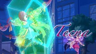 Winx Club Season 6 - Tecna Bloomix Spells - English