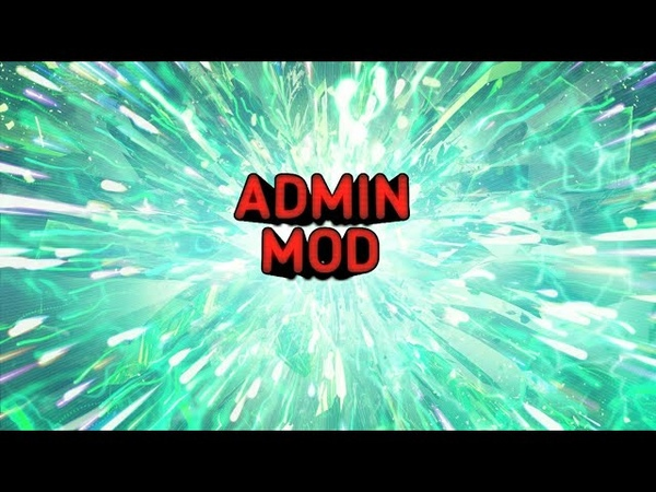 Simple Sandbox Admin mod (Админ мод)