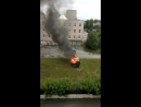 В Асбесте сгорела Газель