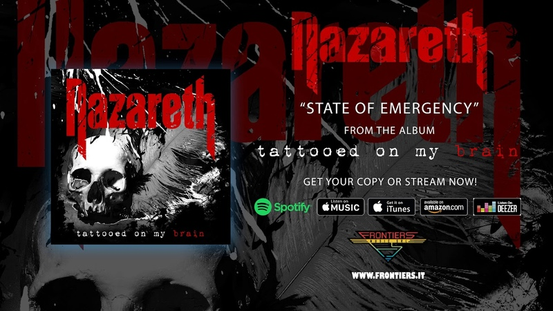 Nazareth State of Emergency Official Audio