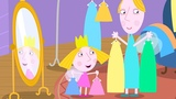 Ben and Hollys Little Kingdom Dress Up King Thistle With Ben and Holly HD Cartoons for Kids