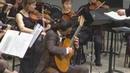 Artyom Dervoed plays Concierto Mudéjar by Anton G. Abril. Part 1. A.Sladkovsky Novaya Rossiya