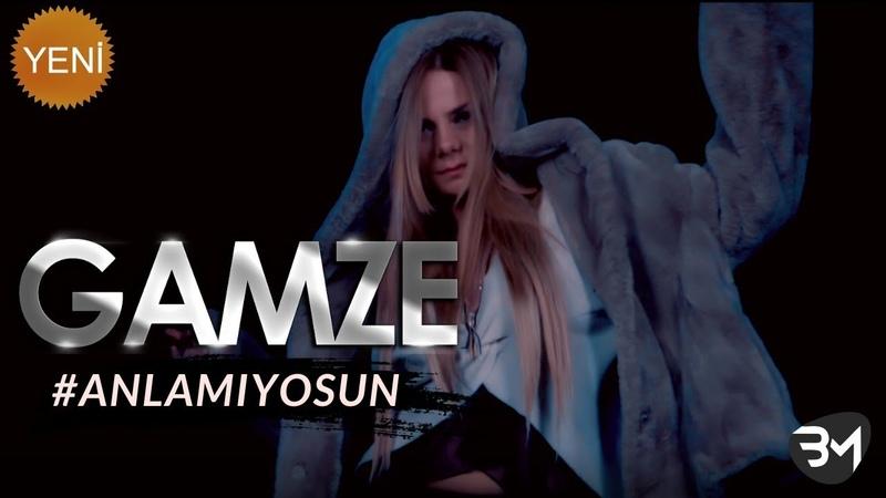 Gamze - Anlamıyosun (Official Video)
