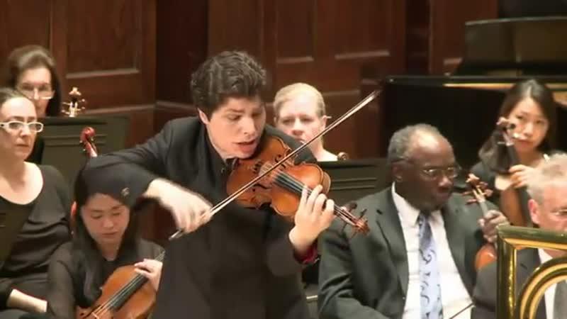 Beethoven - Violin Concerto D-dur op.61 - Augustin Hadelich - violin, 25 April 2014