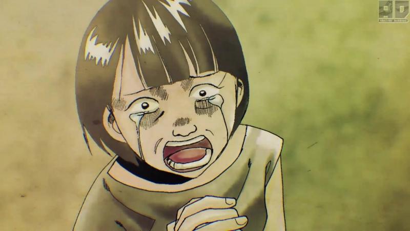 [TV-6] 10 серия   Ями Шибаи: Японские рассказы о привидениях   Yami Shibai   [Amazing Dubbing]