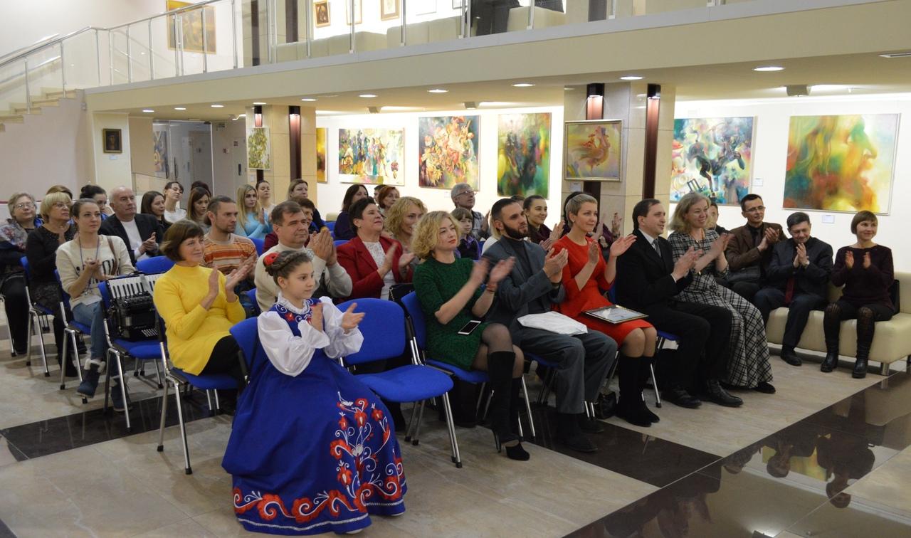 Подведение итогов программы интеграции «Россия-Донбасс» учреждений культуры города Донецка за 2018 год