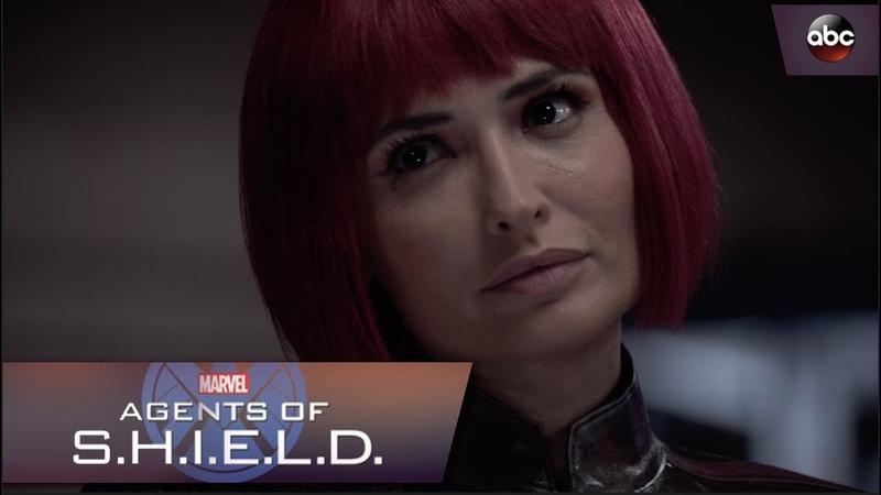 Izel Possesses the Agents - Marvel's Agents of S.H.I.E.L.D.
