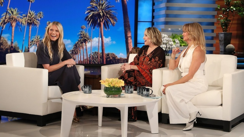 Kate Hudson 'Stalked' Gwyneth Paltrow Before Meeting Her
