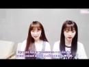 RUSB WJSN Cosmic Girls Космические новости с Ёрым и Субин 12.06.2018