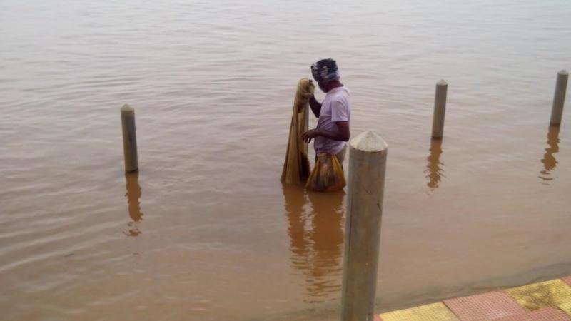 рыбалочка в индии