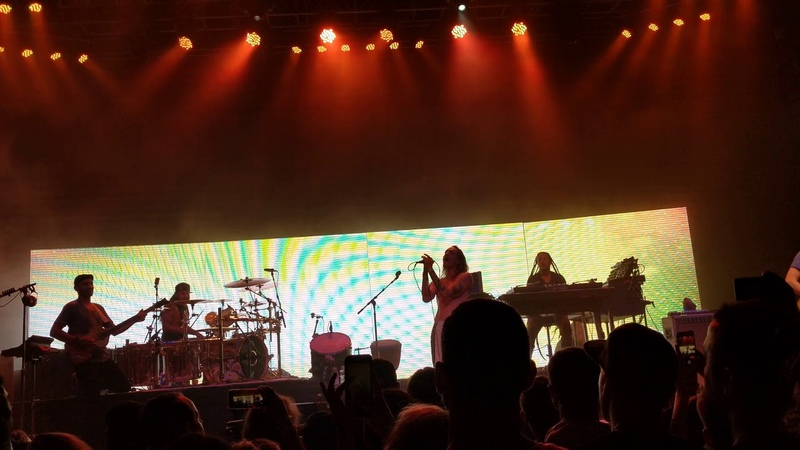Incubus - Drive concert at The Fillmore Silver Spring on Sunday, August 12, 2018