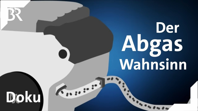 Der Abgas-Wahnsinn: Illegale Fahrzeug-Manipulationen   mehr/wert   BR Doku