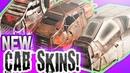 CABIN SKINS Growl, Jawbreaker, Bat and more - CROSSOUT Gameplay