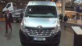 Renault Master dCi 2.3 165 L4H2 Panel Van (2017) Exterior and Interior