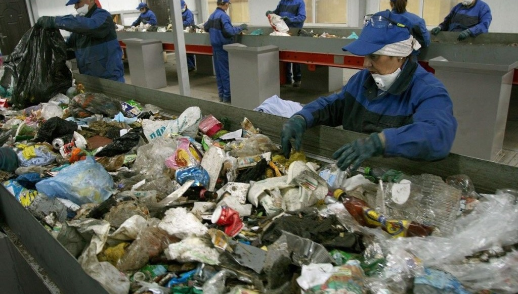 В Кардоникской появится мусоросортировочный комплекс